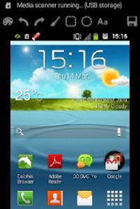 4 Aplikasi Screenshot Terbaik Untuk Android 2015