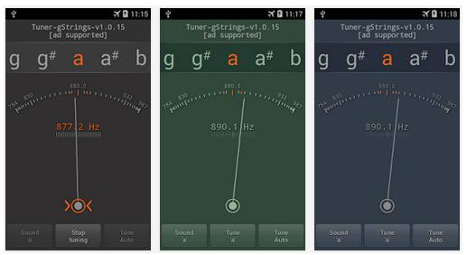 Aplikasi Stem Gitar Untuk Android Terbaik 2015