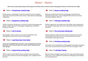 Tembus 400 Juta Hanya Menggunakan Landing Page Yang Hebat