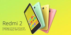 Harga dan Spesifikasi Mi Redmi 2 8 GB