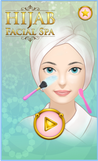Aplikasi Android Hijab Facial Spa
