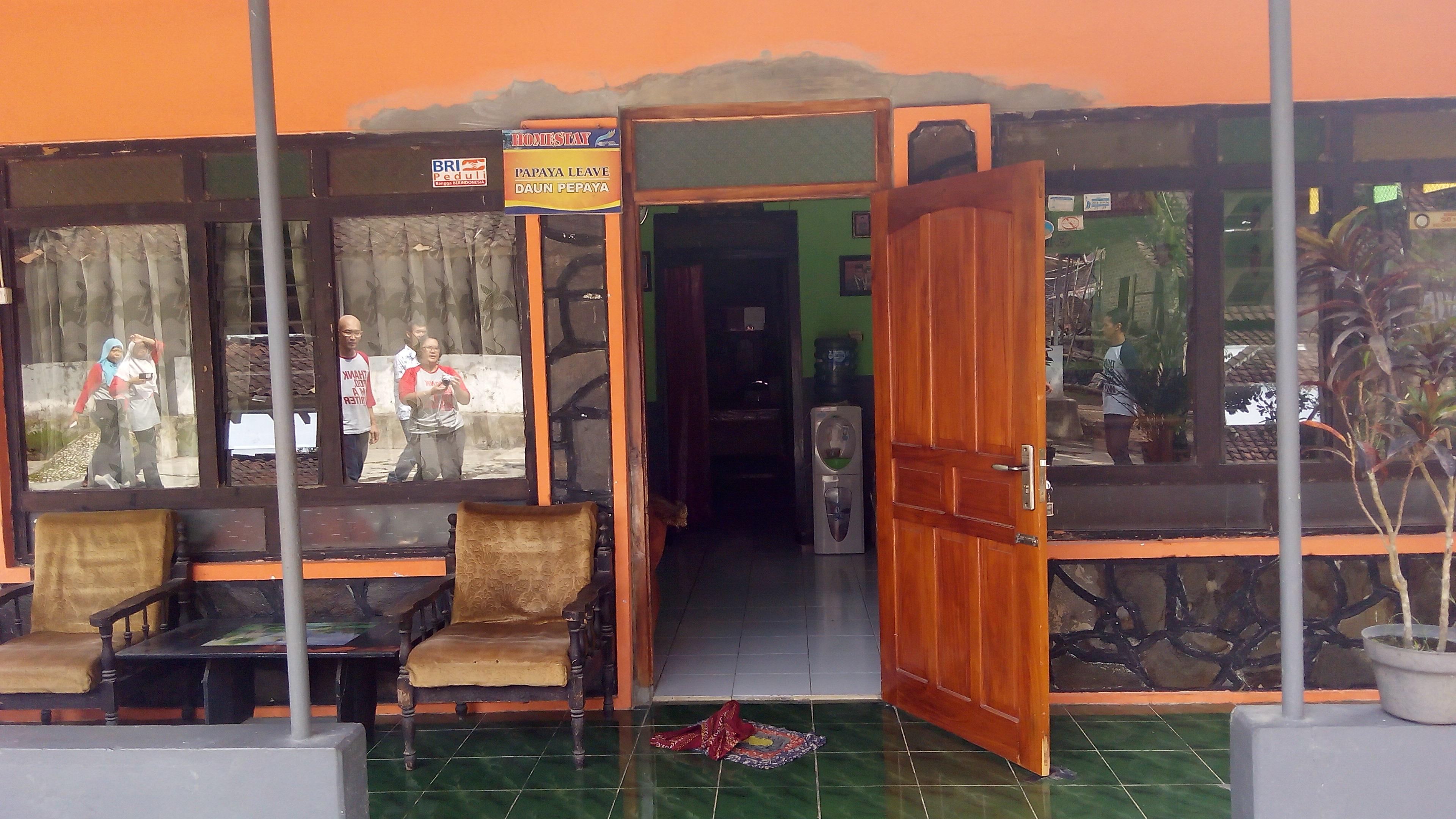 Homestay Desa Bahasa Borobudur