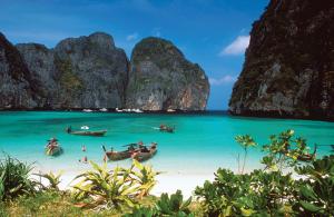 Gambar Pemandangan Pulau Raja Ampat