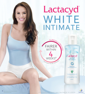 Lactacyd White Intimate