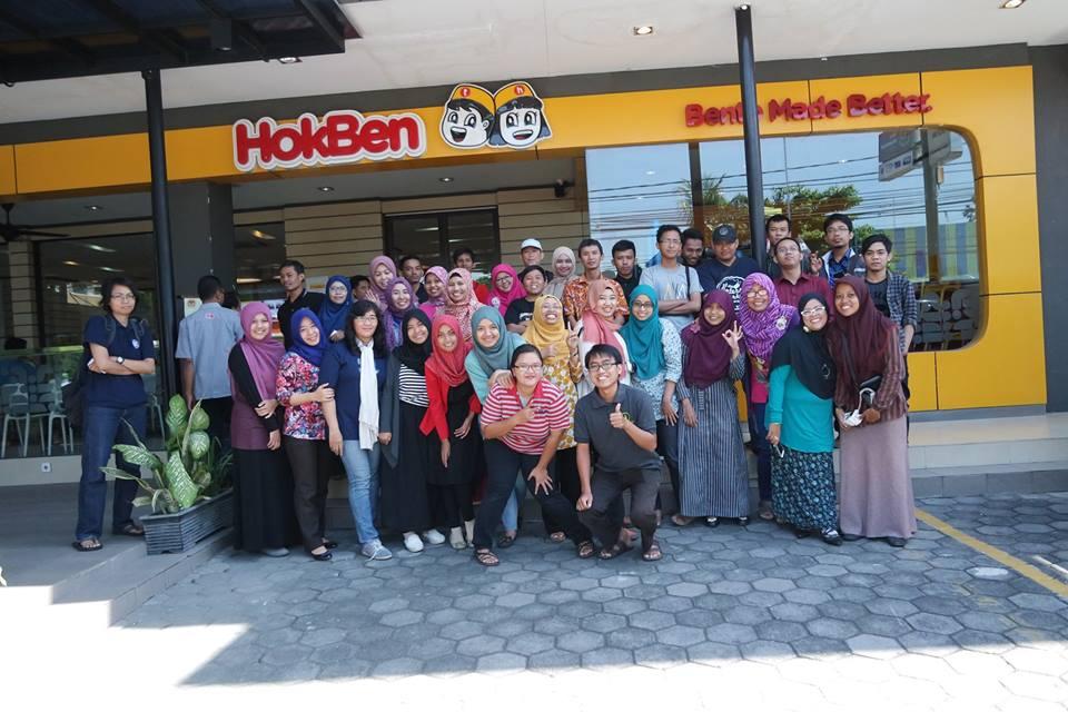 Diskusi Halal Bersama LPPOM MUI di Hokben Restoran