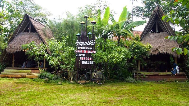 Sapu Lidi - Tempat Makan Paling Enak di Bandung