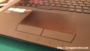 Touchpad ASUS ROG G752VS