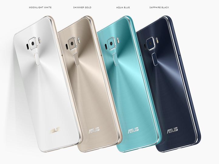 Inilah 5 Type ASUS Zenfone 3 Yang Hadir di Indonesia