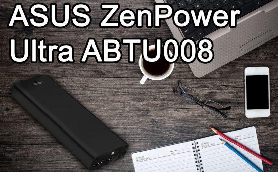 ASUS ZenPower Ultra ABTU008