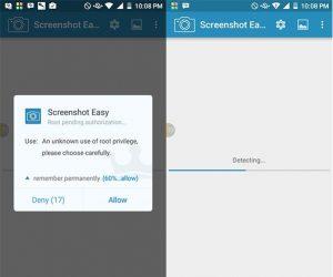 Cara Menggunakan Screenshot Easy