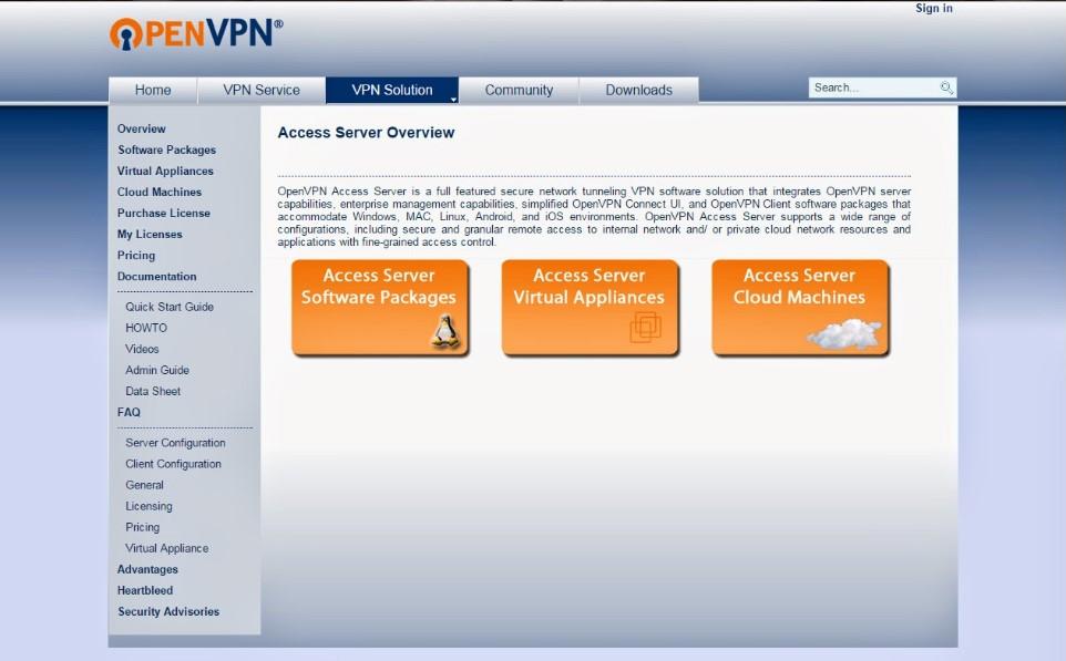Cara membuat vpn untuk axis