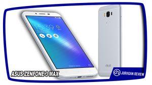 ASUS Zenfone 3 MAX GaAdaMatinya