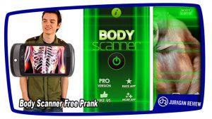 Aplikasi Kamera Tembus Pandang Body Scanner Free Prank