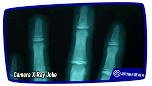 Aplikasi Kamera Tembus Pandang Camera X-Ray Joke