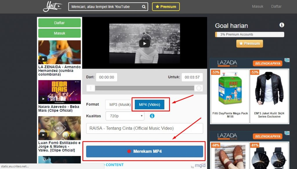 Cara Download Video Youtube di PC Dengan Cepat