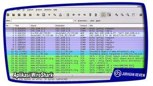 Cara Mengetahui Password WiFi dengan Menggunakan Aplikasi WireShark