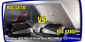 Perbedaan ASUS ROG GX700 dan ASUS ROG GX800