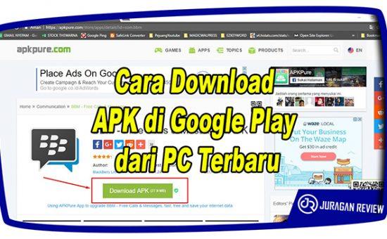 Cara Download APK di Google Play dari PC