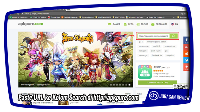 Cara Download APK di Google Play dari PC Terbaru