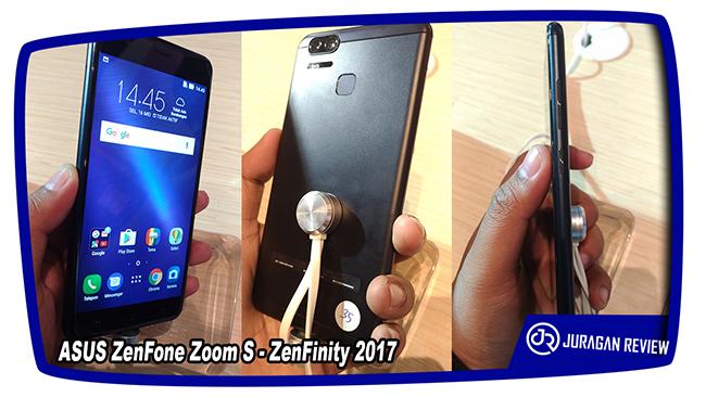 ASUS ZenFone Zoom S - ZenFinity 2017