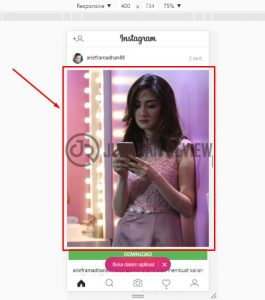 Cara Upload Foto di Instagram Lewat PC atau Laptop