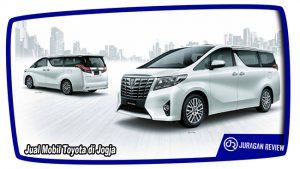 Jual Mobil Toyota di Jogja