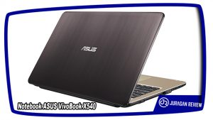 Notebook ASUS VivoBook X540
