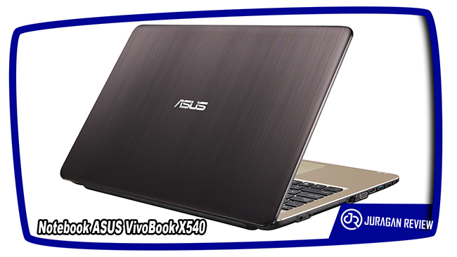 Notebook ASUS VivoBook X540