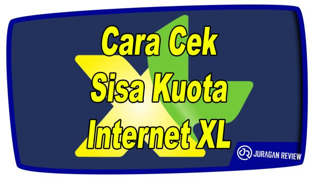 Cek Kuota Internet XL