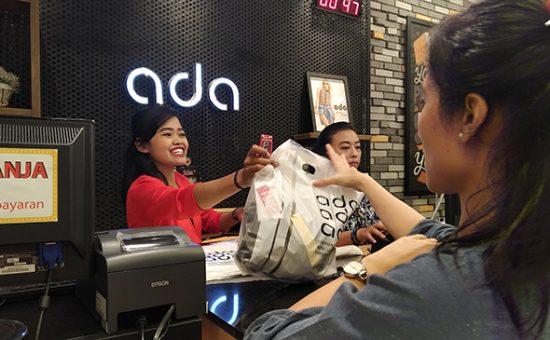 Belanja Baju Gratis