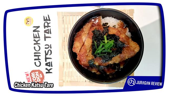 Chicken Katsu Tare