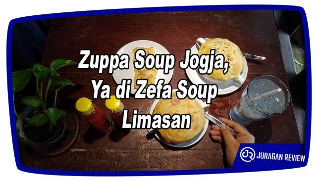 Zuppa Soup Jogja, Ya di Zefa Soup Limasan