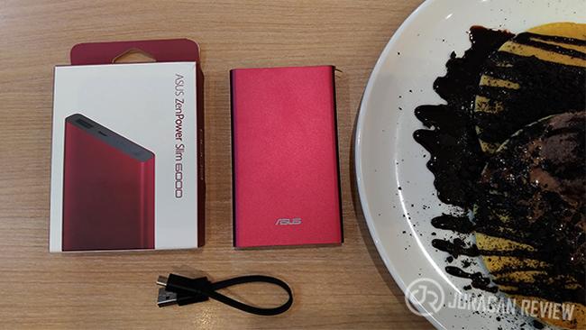 Desain ASUS ZenPower Pocket ABTU007