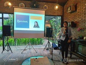 Amanda Faziah - Marketing Cummunication Manager Pricebook Indonesia