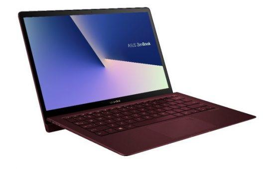 ASUS ZenBook S UX391UA Burgundy Red