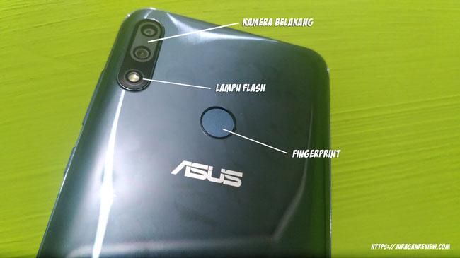 ZenFone Max Pro M2 Bagian Belakang