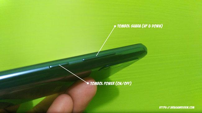 ZenFone Max Pro M2 Bagian Kiri