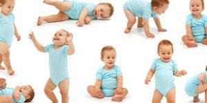 Perkembangan Bayi Usia 0 - 6 Bulan