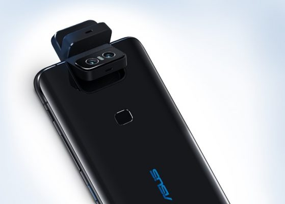 Flip Kamera ASUS ZenFone 6