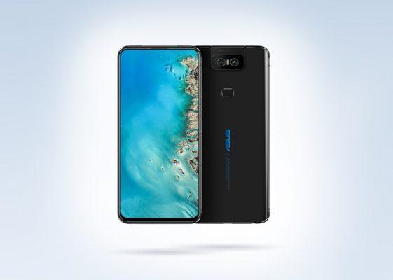 Tampilan ASUS ZenFone 6