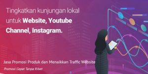 Raja Traffic Tempat Promosi Produk dan Website