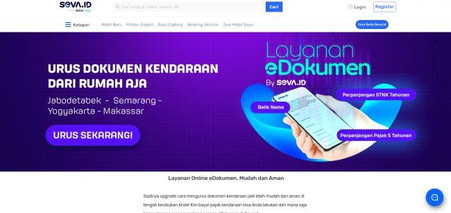 SEVA Online eDokumen