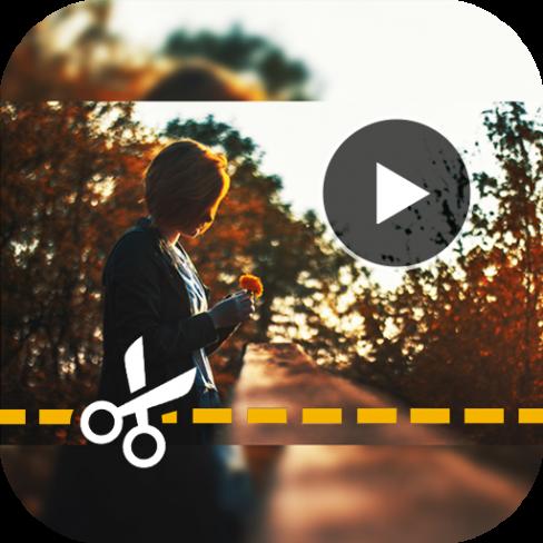 Blur Square Video