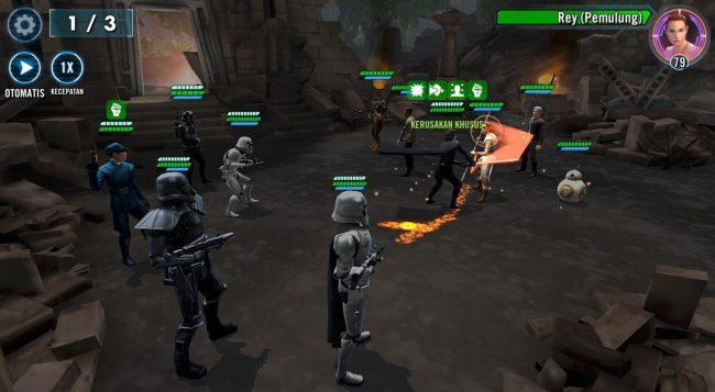 Fitur-Fitur Star Wars- Galaxy of Heroes