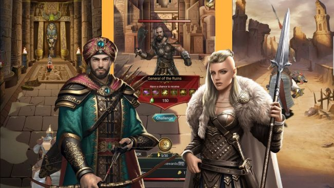 Game Of Sultans MOD Terbaru