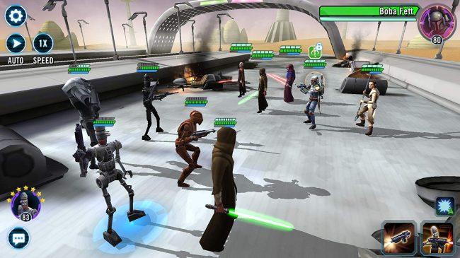 Mod Unlimited Crystals Star Wars - Galaxy of Heroes Terbaru