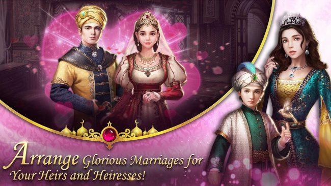 Panduan Game of Sultans